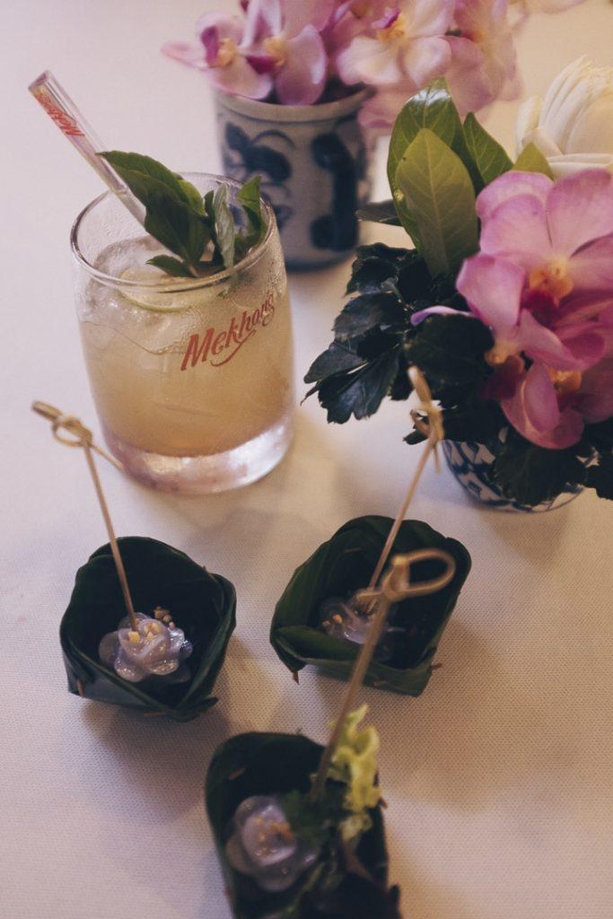 Cocktail à l'hotel Shangri-La à Bangkok #thaïlande #bangkok