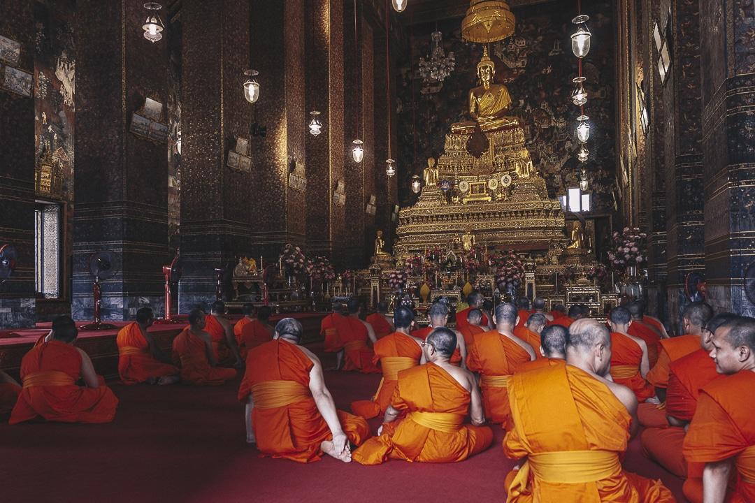 Trouver où se loger à Bangkok près du Grand palais et du Wat Pho