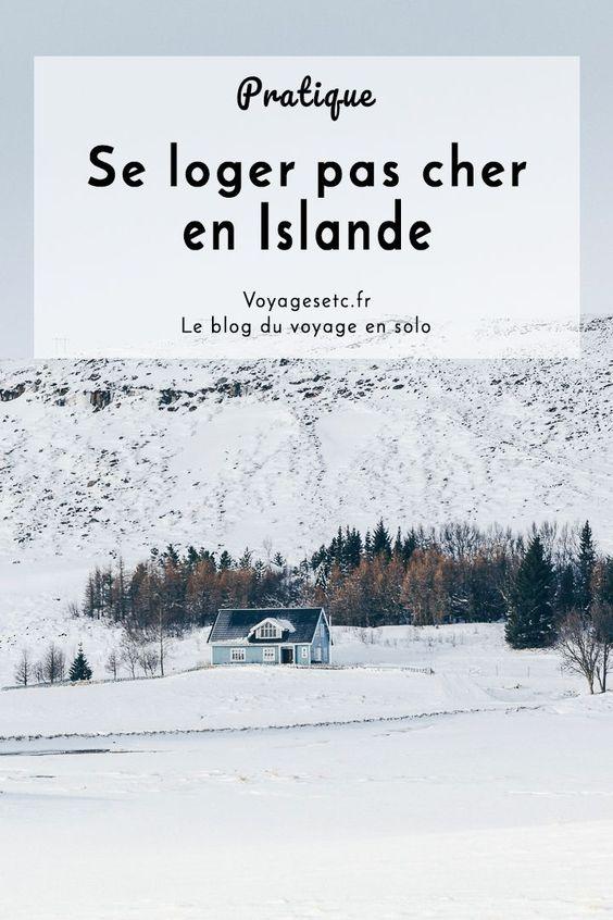 Ou dormir en Islande ? Vous trouverez dans cet article toutes mes bonnes adresses d\'auberges pas trop chères sur la route circulaire.