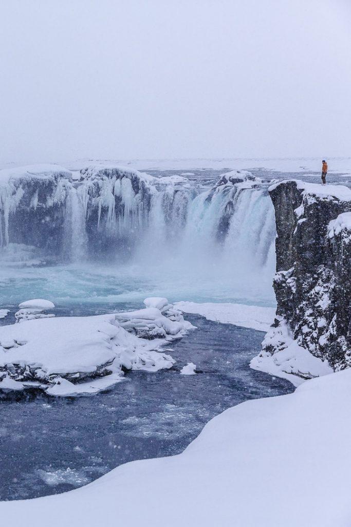 Où dormir en Islande pas cher à Myvatn #islande #Godafoss