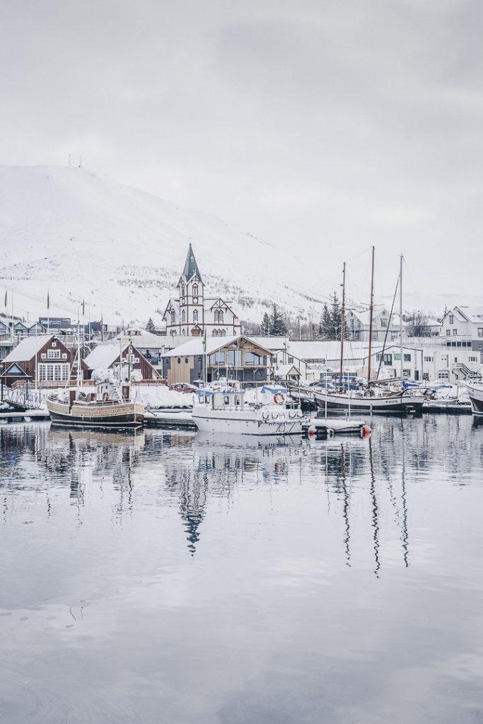 Où dormir en Islande pas cher à Husavik #islande #husavik