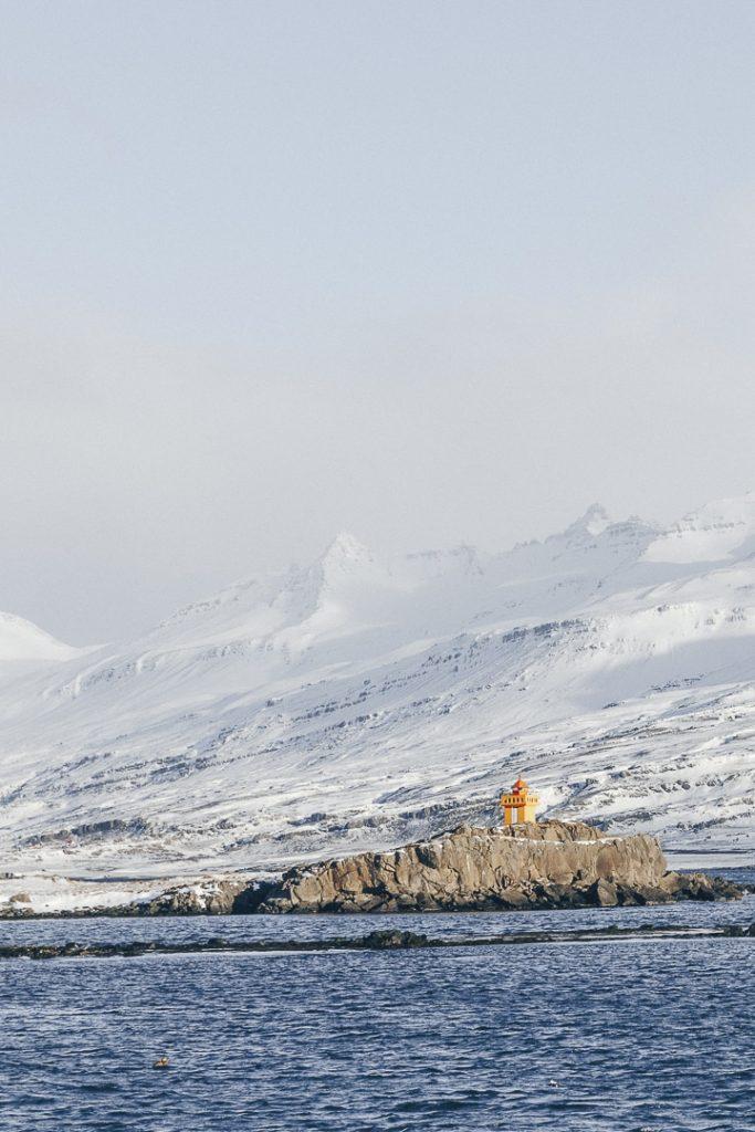 Où dormir pas cher en islande à Djupivogur... Dans les fjords de l'est, Djupivogur est une étape incontournable #islande #hiver