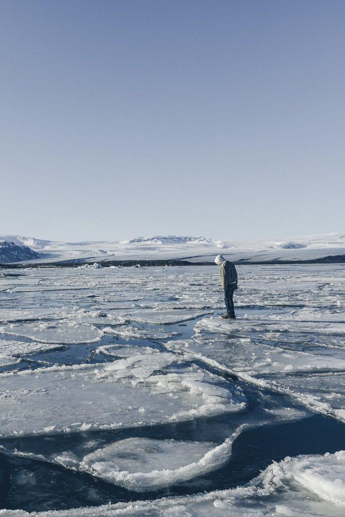 ou dormir pas cher en islande à Hofn - vers le glacier de Jokulsarlon #islande #hotel #höfn