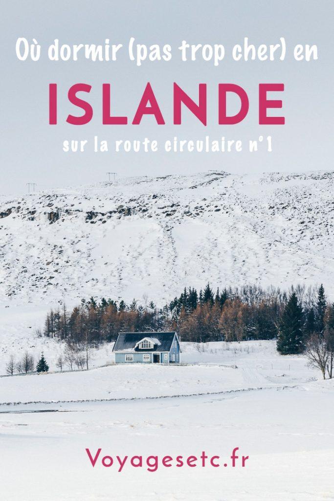 Où dormir pas trop cher en Islande sur la route circulaire ? Mes bonnes adresses (et celles à éviter) #islande #hotels