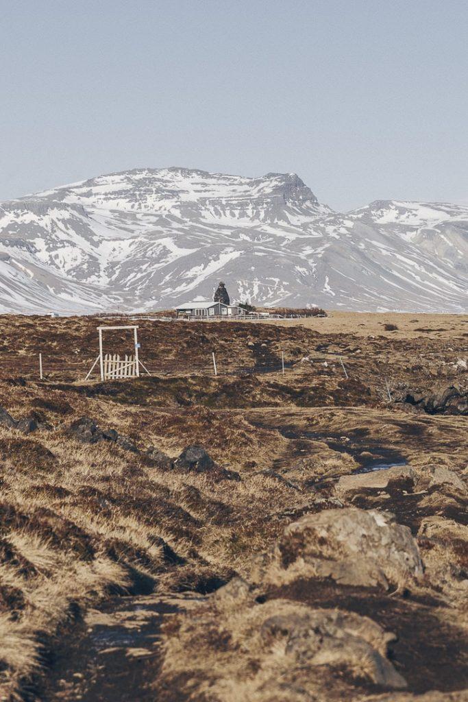 Anarstapi, un arrêt sur la péninsule de Snæfellsnes #roadtrip #islande