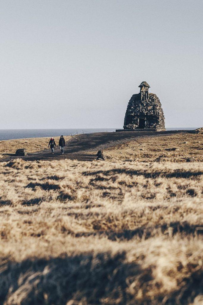 Anarstapi, arrêt sur la péninsule de Snæfellsnes