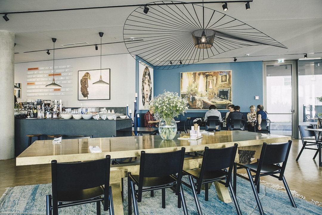 Lobby du Lend hotel à Graz, Autriche