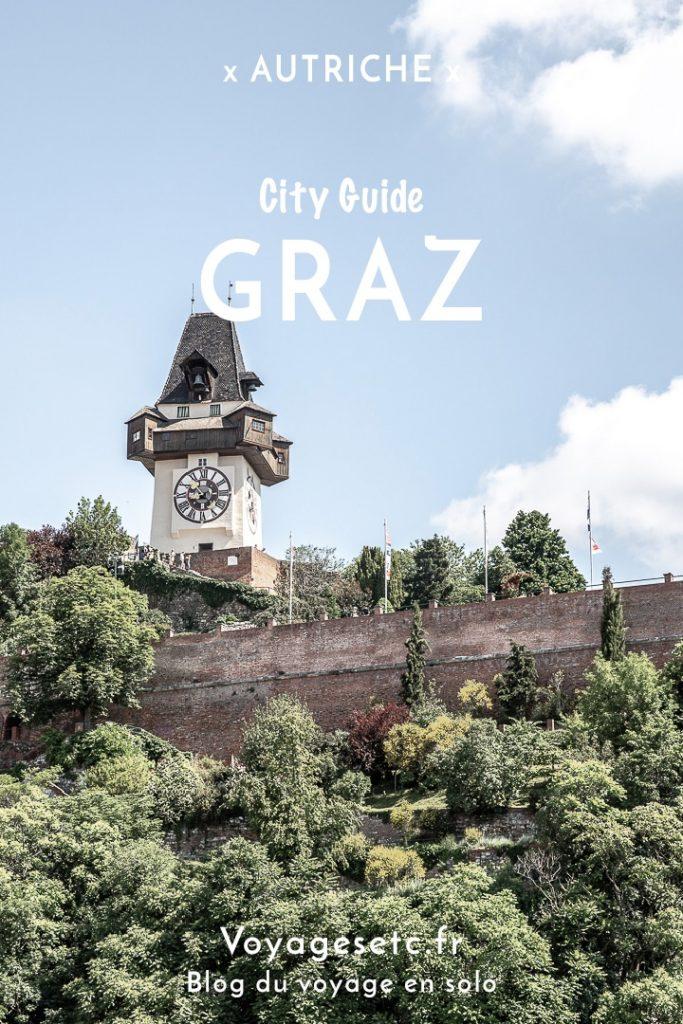 City Guide de Graz en Autriche. Toutes mes bonnes adresses découvertes à l'occasion du mois du design #autriche #graz #designmonat
