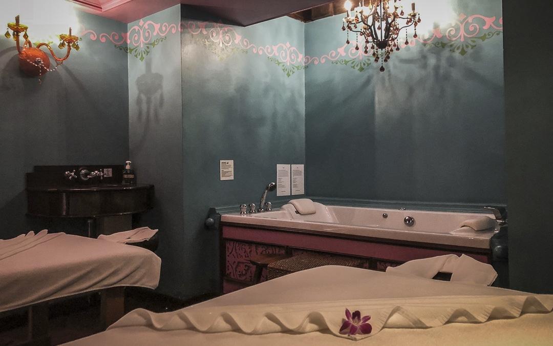 Oasis spa à Sukhumvit à bangkok, un petit havre de paix #bangkok #thailande