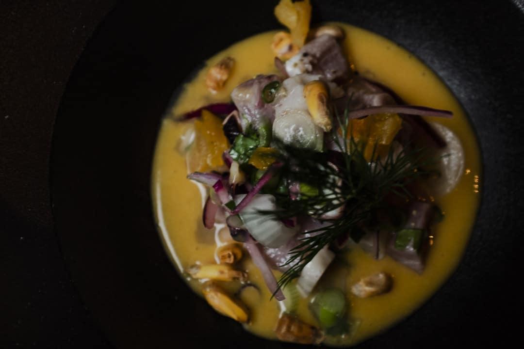 Les saveurs du restaurant fusion Caylend à Graz #graz #autriche