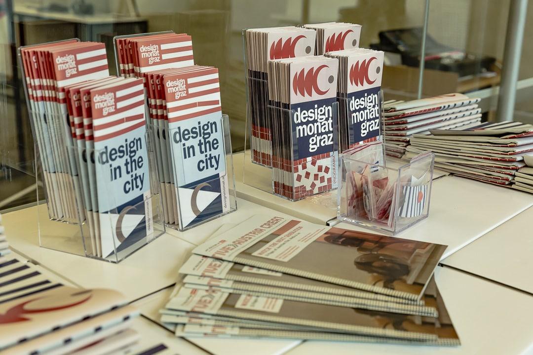 Le mois du design à Graz se déroule au mois de mai #designmonat #graz #autriche