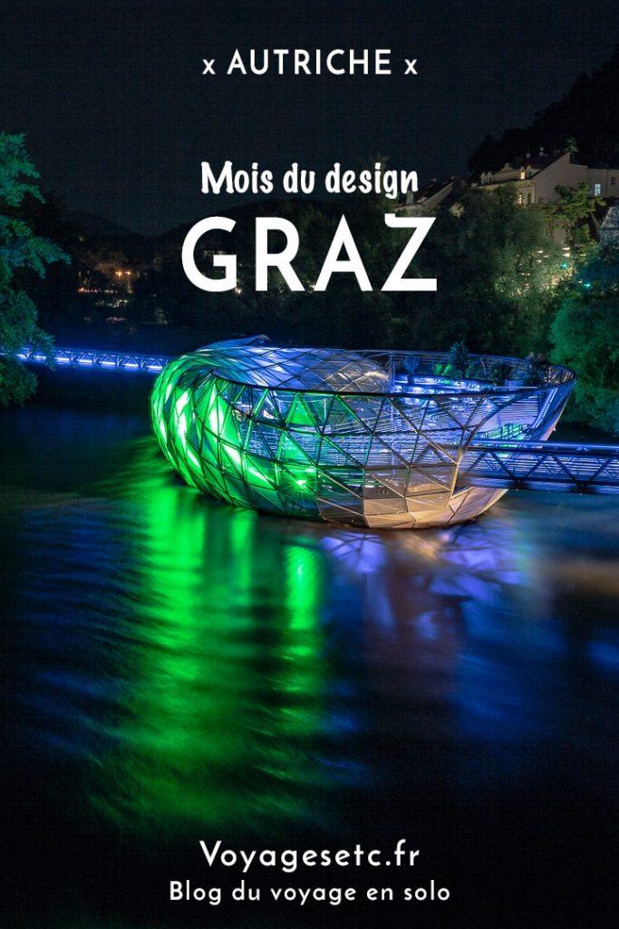 visiter graz mois du design #designmonat #graz #autriche