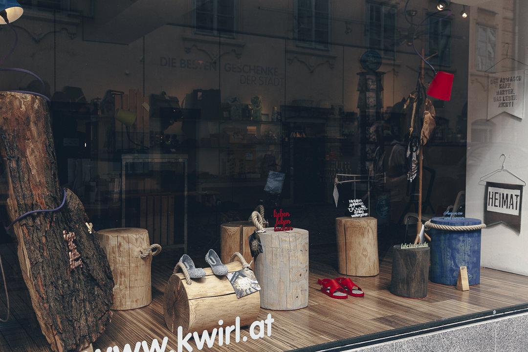 Visiter Graz et découvrir une boutique déco de design durable #tourismedurable #graz #autriche