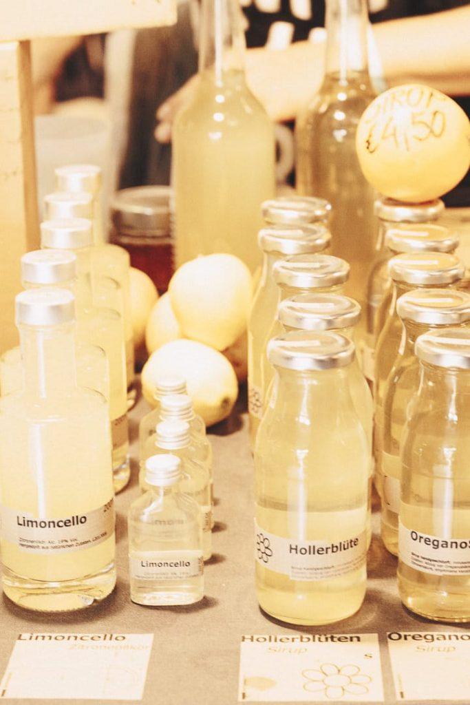 Les saveurs découvertes au festival Feshmarkt de Graz #autriche
