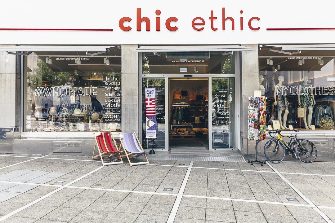 Chic Ethic, boutique 100% équitable à Graz en Autriche ! #autriche #graz
