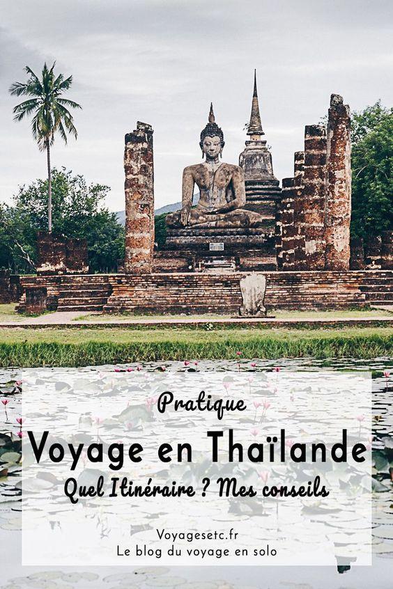 3 semaines en Thaïlande : mon itinéraire & mes conseils pratiques