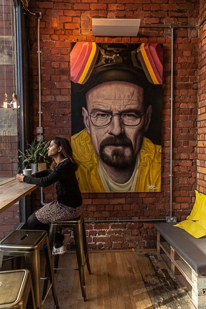 Boire un café chez Grindsmith à Manchester #bestofmcr #lovegreatbritain #angleterre