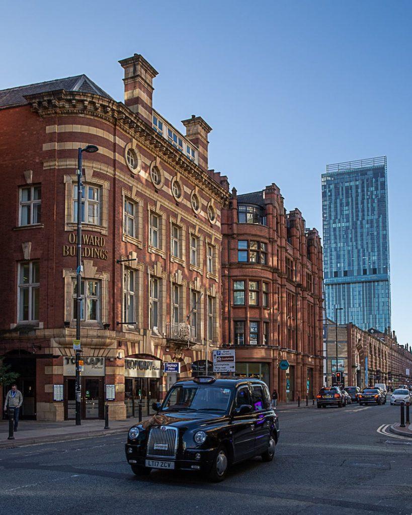 Lors d'une visite à Manchester, il faut prendre le temps de se promener et admirer l'architecture #bestofmcr #lovegreatbritain #angleterre