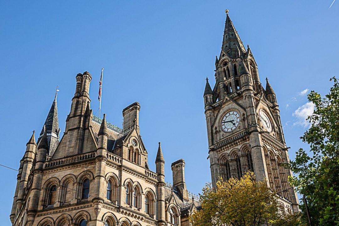 L'hotel de ville de Manchester #bestofMCR #lovegreatbritain #angleterre