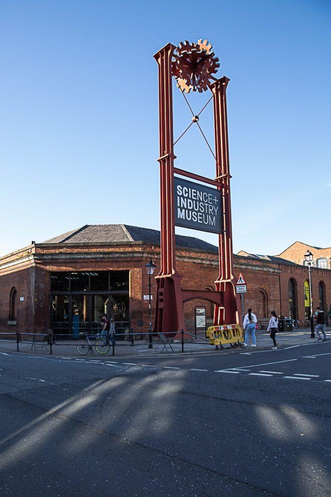 Musée des sciences et de l'industrie, un incontournable à visiter à Manchester #bestofmcr #lovegreatbritain #angleterre