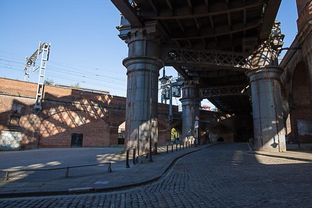 Sous les ponts de Castlefield à Manchester #bestofMCR #lovegreatbritain #angleterre