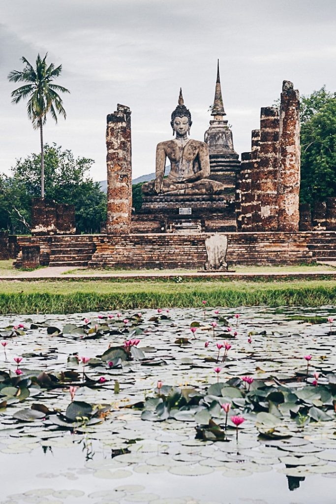 Wat Mahathat- Sukhothai