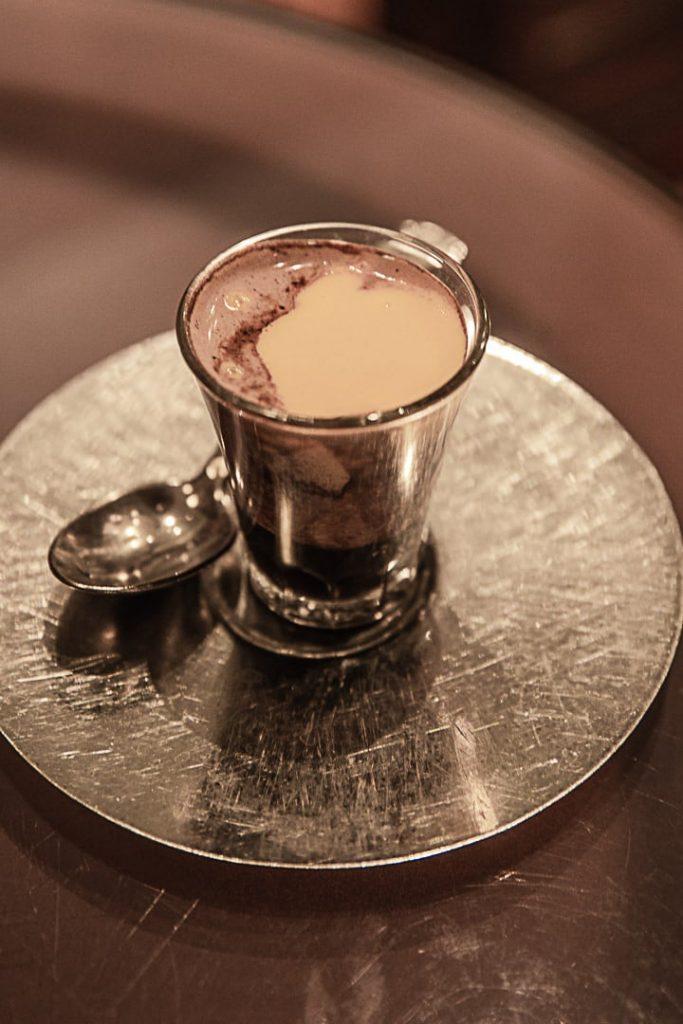 Un café Zabaione, une spécialité à gouter à Bologne #inemiliaromagna