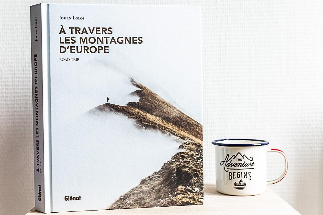 A travers les montagnes d'Europe, Johan Lolos revient en texte et en images sur un road trip de 6 mois à travers l'Europe