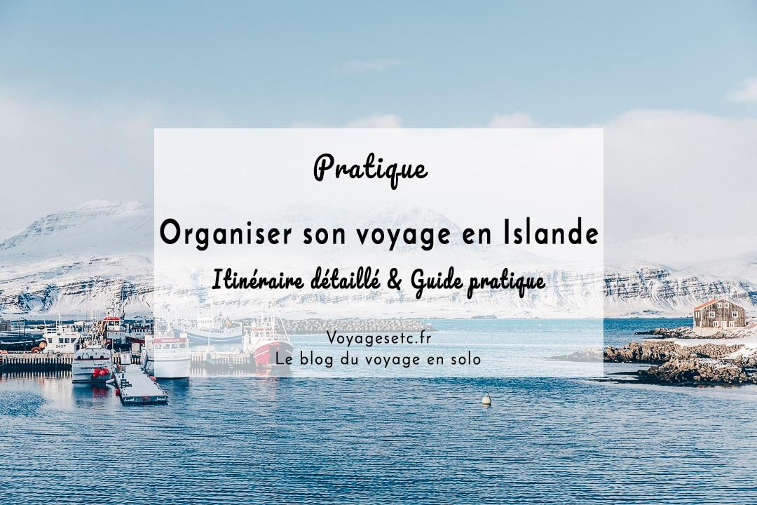 Organiser son voyage en Islande : un guide pratique complet pour vous aider à préparer votre séjour #islande #inspiredbyiceland