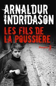 Livre à lire sur l'islande Analdur Indridason