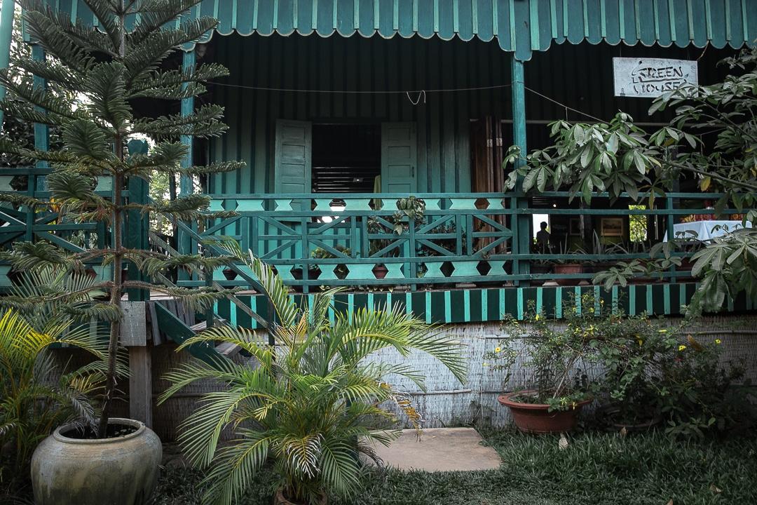 Greenhouse, une très belle adresse à Kampot