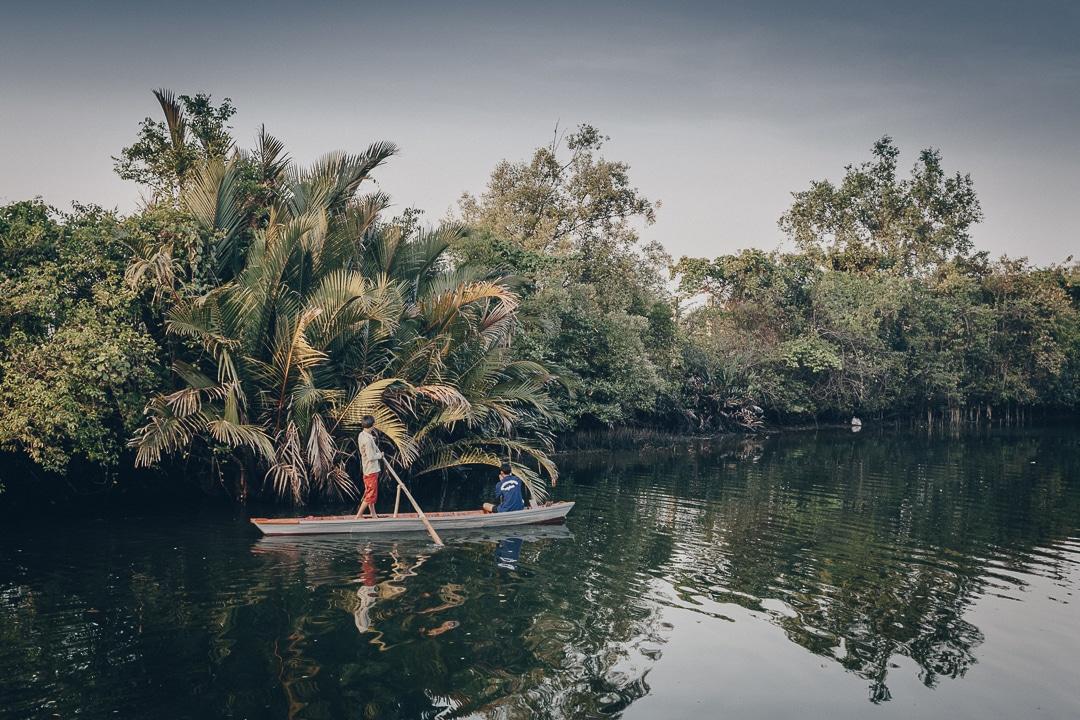 Rivière au Kampot Cabana