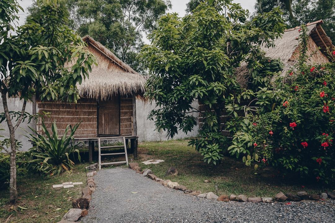 Ma cabane au Kampot Cabana