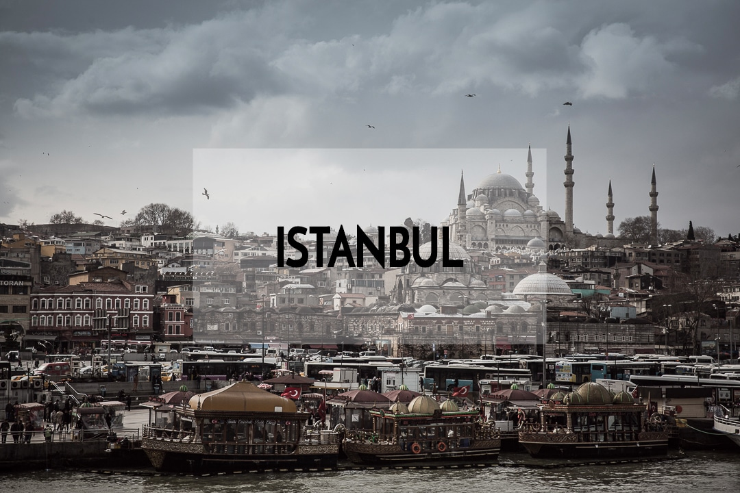 City trip à Istanbul #voyage #europe