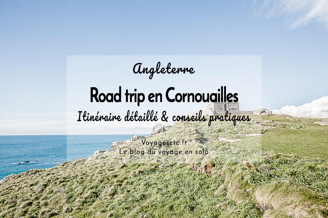 Road trip en Cornouailles, itinéraire détaillé et conseils pratiques #angleterre