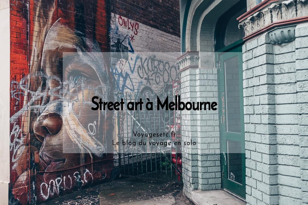 Street art à Melbourne #australie #streetart