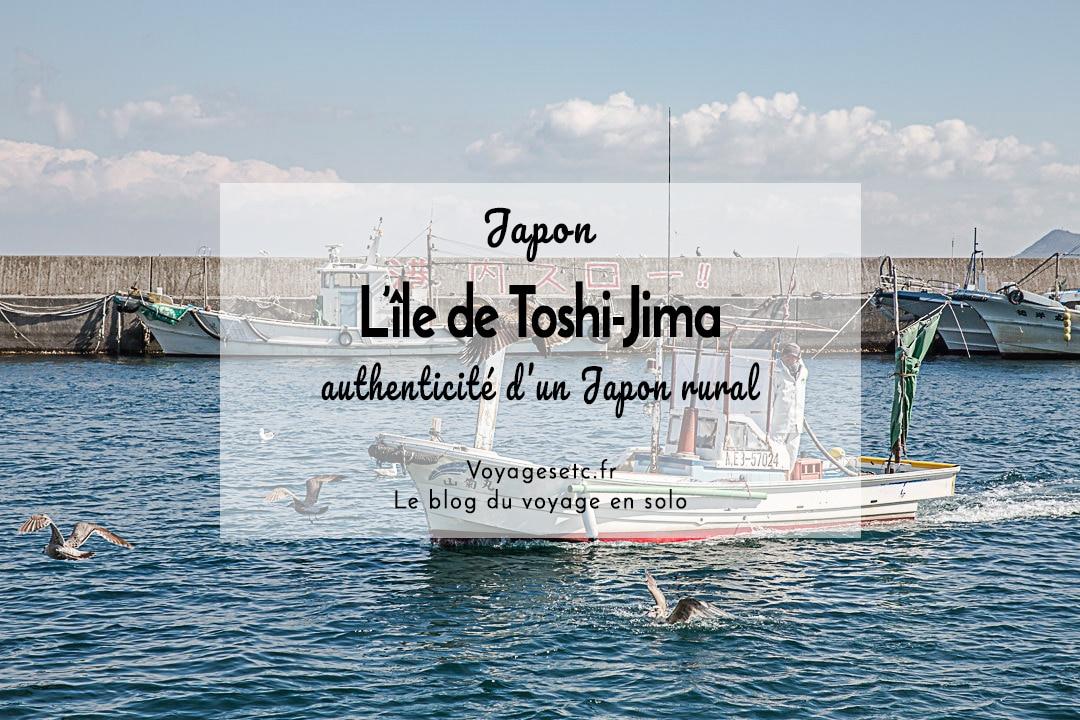 Visiter l'ile de Toshi-Jima au Japon #japon #toshijima