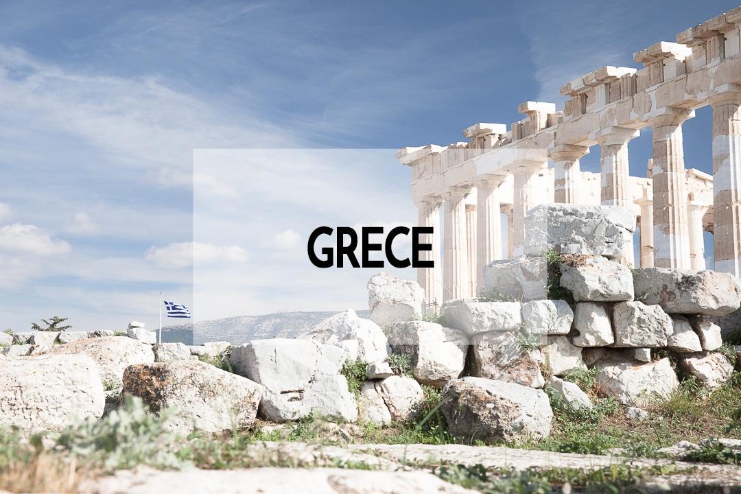 Voyager en Grèce : récits et conseils pratiques #grèce #europe