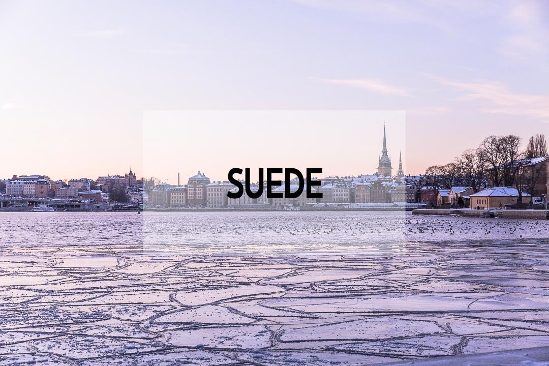 Voyager en Suède : récits & conseils pratiques