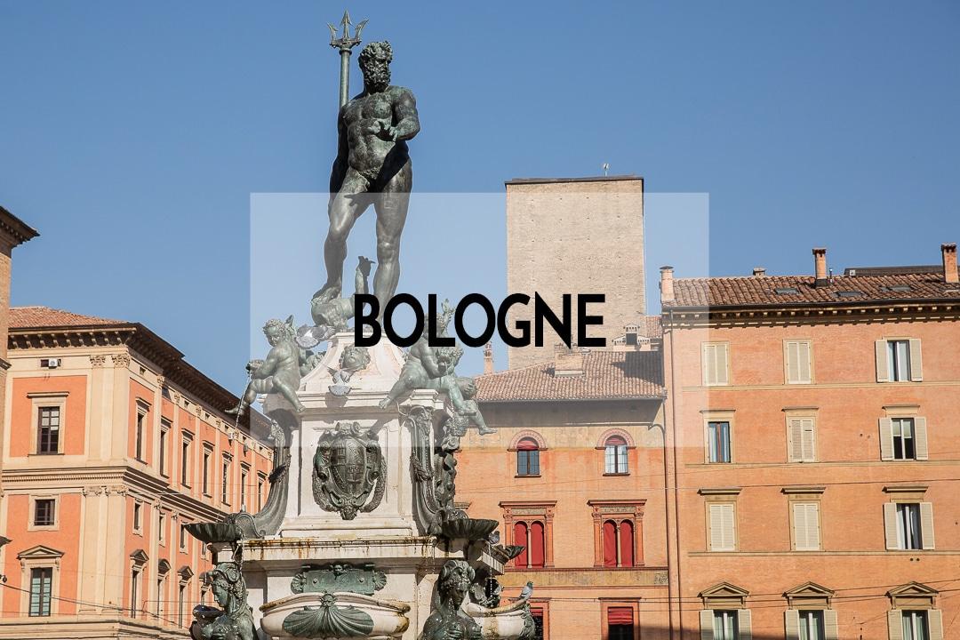 Visiter Bologne : récit & conseils pratique