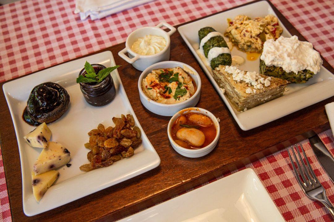 Era Blloku est une très bonne adresse à Tirana pour gouter à la cuisine albanaise #tirana #albanie