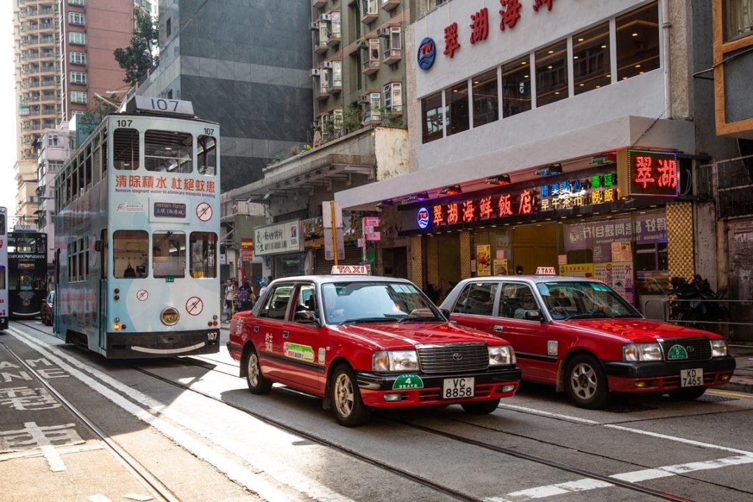 Comment se déplacer à Hong Kong ? Métro, bus, tram, le choix est large et sachez que le taxi n'est pas cher du tout !!!