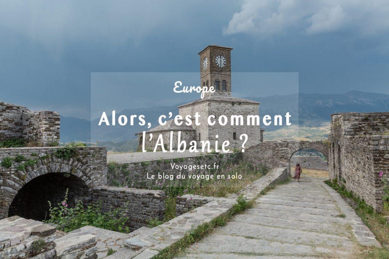 Alors c'est comment l'Albanie ? Mes premières impressions après mon voyage au pays des aigles #albanie