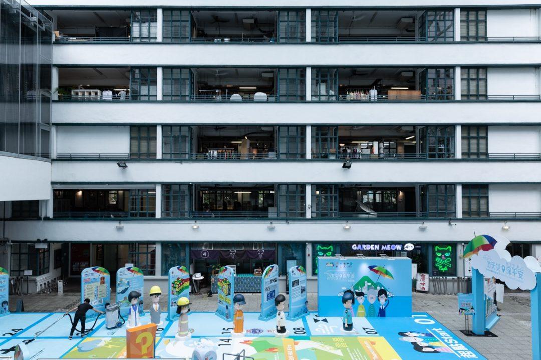 PMQ, un centre d'art qui regroupe de nombreux créateurs hongkongais ! #discoverhongkong