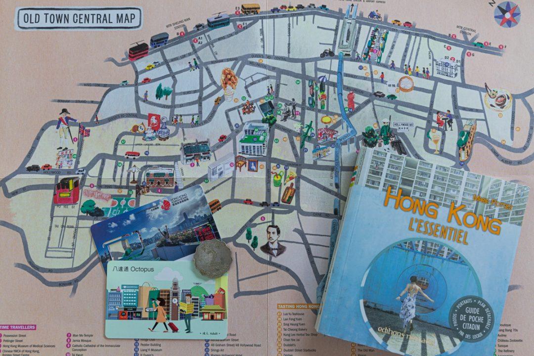Carte Octopus Hong Kong, la carte à acheter dès l'arrivée à Hong Kong #hongKong