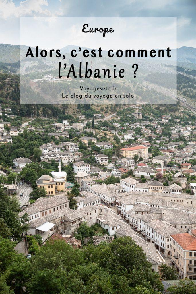 Visiter l'Albanie, que savoir avant de partir au pays des aigles ? Mes premières impressions