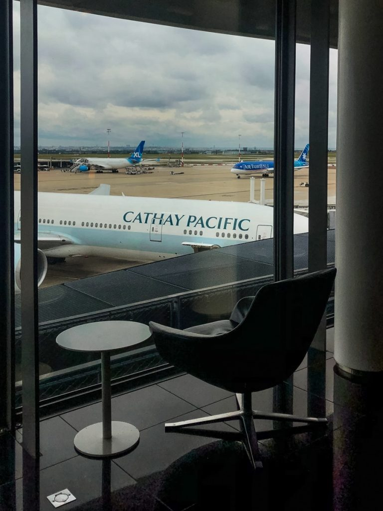 Cathay Pacific vole quotidiennement entre Paris et Hong Kong #hongkong