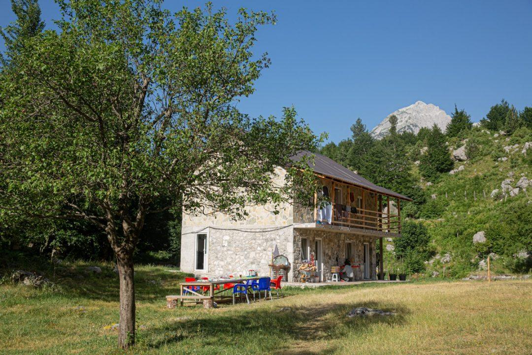 Guesthouse Arben Selimaj Valbona, Albanie