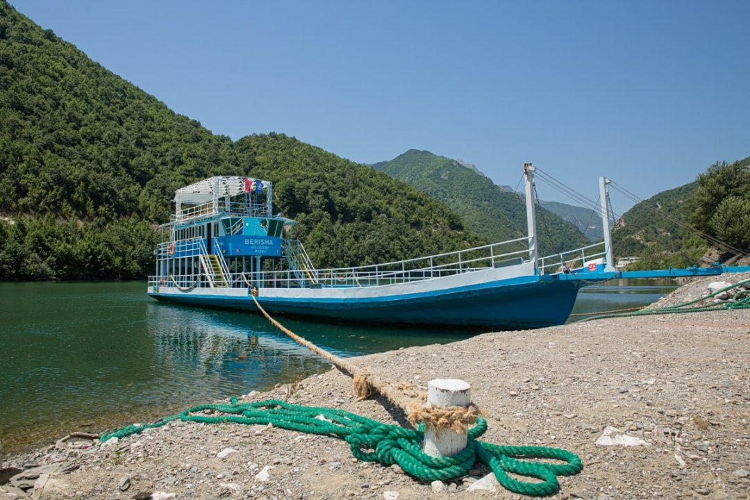 Ferry Berisha, de Fierze à Koman