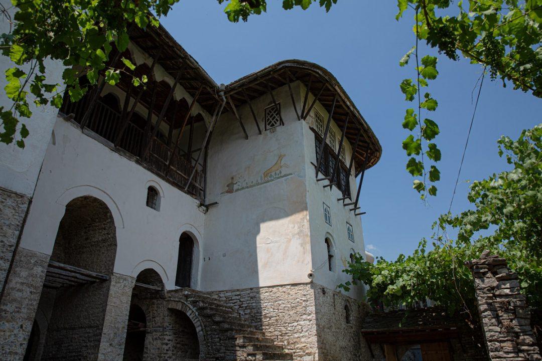 Maison Skendulaj à visiter absolument à Gjirokaster en Albanie